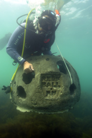 Reef Ball Russia